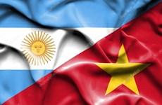 Vietnam y Argentina buscan promover intercambio comercial