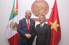 México otorga importancia a relación con Vietnam