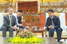 Firmas alemanas buscan oportunidades de inversión en Hanoi