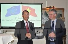 Destacan papel del grupo parlamentario de Amistad Vietnam- Unión Europea