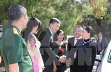 Presidenta de Asamblea Nacional dialoga con vietnamitas residentes en Australia