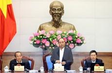 Premier traza tres tareas principales del gobierno en 2018