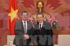 Vietnam y Canadá robustecen lazos legislativos