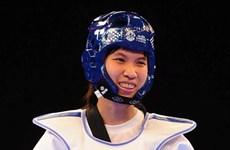 Taekwondista vietnamita gana bronce en Grand Prix 2017