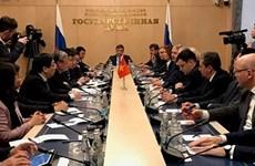 Vietnam y Rusia fortalecen cooperación partidista