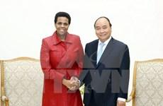Premier vietnamita aboga por intensificar vínculos multifacéticos con Sudáfrica