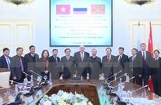 Vietnam promete condiciones favorables para la cooperación con San Petersburgo