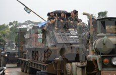Presidente de Filipinas propone al Parlamento prolongación de ley marcial en Mindanao