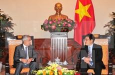 Vietnam y Qatar estrechan lazos de cooperación