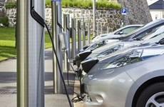 Tailandia se esfuerza por impulsar mercado de autos eléctricos