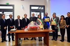 ASEAN, mercado prometedor para provincia italiana de Parma