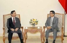 Vietnam y Sudcorea impulsan cooperación en educación