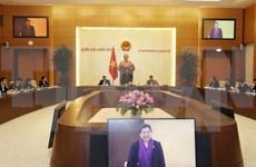 Instan a acelerar preparativos para XXVI Reunión de Foro Parlamentario Asia-Pacífico