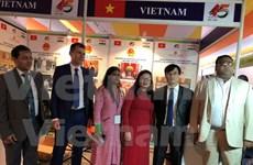 Presentan mercancías vietnamitas en Feria de Productos Naturales y Orgánicos de ASEAN