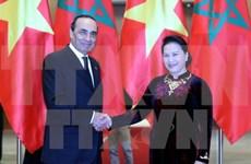 Vietnam y Marruecos por robustecer cooperación parlamentaria