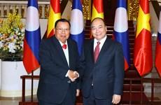 Laos aspira a asistencia de Vietnam para desarrollo agrícola