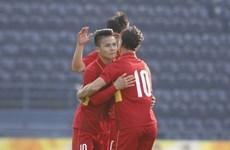Selección de fútbol sub 23 de Vietnam jugará partido amistoso ante fuerte rival de Sudcorea