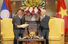 Vietnam y Laos determinados a profundizar nexos bilaterales