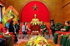 Diversas actividades marcan aniversario de fundación del Ejército Popular de Vietnam
