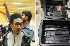 Arrestan a sospechoso terrorista malasio en Pakistán