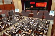 Efectúan en Vietnam conferencia sobre labores de prensa nacional
