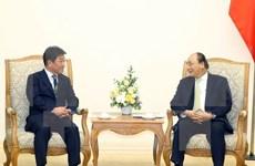 Vietnam y Japón por impulsar Acuerdo Integral y Progresivo de Asociación Transpacífico