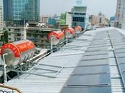 Inauguran mayor sistema de energía solar en Vietnam