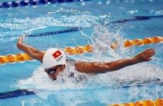 Nadadora Anh Vien elegida mejor deportista de Vietnam en 2017