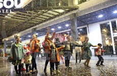 Aumentan llegadas turísticas a Da Nang en Año Nuevo