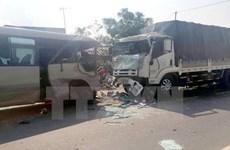 Mueren 19 personas por accidentes de tránsito en Vietnam en último día de 2017