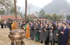 Inauguran en Son La casa conmemorativa del Presidente Ho Chi Minh