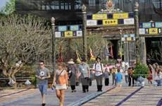 Aumentada llegada de turistas a conjunto de reliquias de Hue