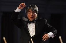Director japonés dirige concierto del año nuevo en Vietnam