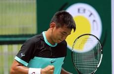 Ly Hoang Nam entra en cuartos de final de torneo Hong Kong Futures