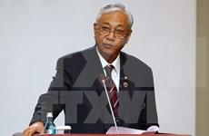 Presidente de Myanmar llama a reformar la Constitución