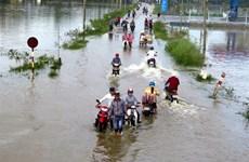 PNUD apoya construcción de casas para personas afectadas por inundaciones en Vietnam