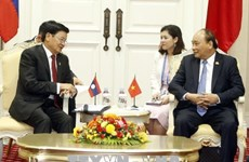 Fortalecen cooperación Vietnam-Laos