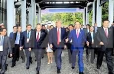 Periódico camboyano elogia labor de diplomacia multilateral de Vietnam