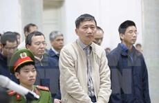 Propone Fiscalía cadena perpetua contra Trinh Xuan Thanh