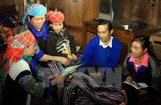Inician proyecto de empoderamiento a mujeres de etnias minoritarias