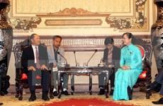 Ciudad Ho Chi Minh y localidades de Laos intercambian experiencias en gestión de tierras