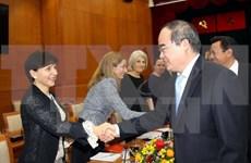 Ciudad Ho Chi Minh busca mayor cooperación con Unión Europea