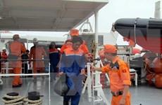 Repatrian dos marineros vietnamitas rescatados tras hundimiento de su pesquero