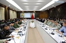Myanmar y China prometen promover la paz en las áreas fronterizas