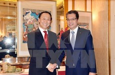 Conmemoran en Beijing aniversario 68 del establecimiento de relaciones diplomáticas Vietnam- China
