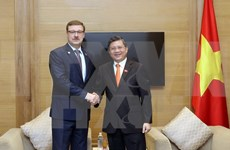 Vietnam y Rusia aumentan intercambio de actividades legislativas