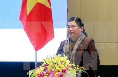 Parlamentarios de Asia- Pacífico debaten asuntos de política y seguridad