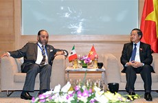 Vietnam y México consolidan cooperación parlamentaria