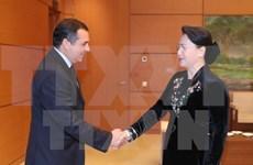 Parlamentos de Vietnam y México fomentan cooperación