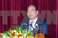 Premier vietnamita orienta crecimiento socioeconómico de Phu Yen